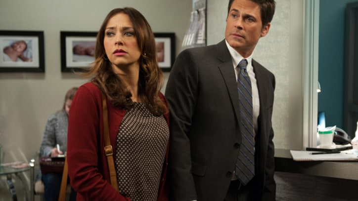'Parks and Rec' Losing Rob Lowe, Rashida Jones