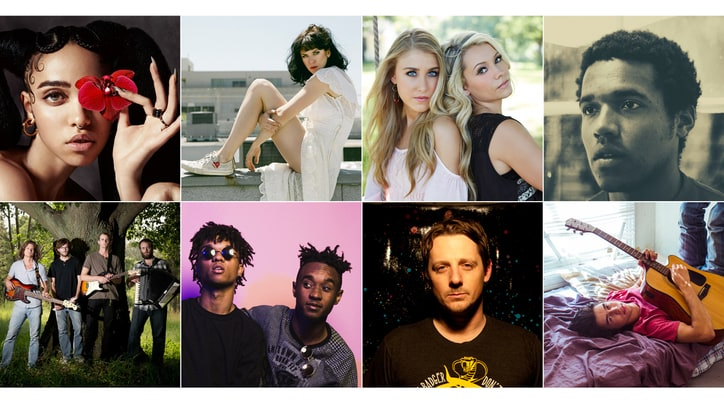 Hear the 50 Best New Artists of 2014