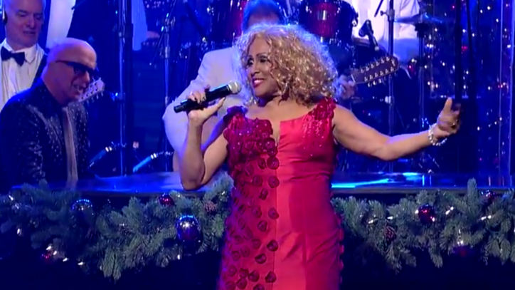 Watch Darlene Love's Final 'Christmas (Baby Please Come Home)' on 'Letterman'