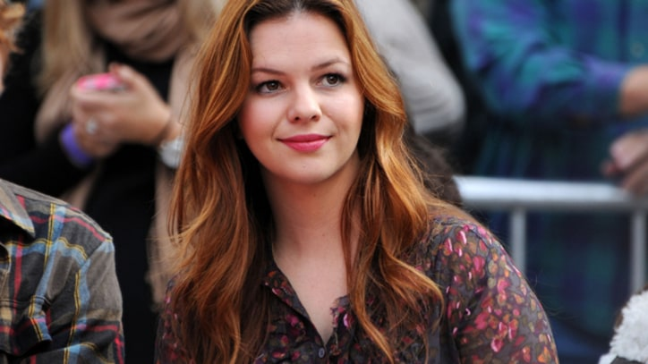 'Two and a Half Men' Casts Amber Tamblyn