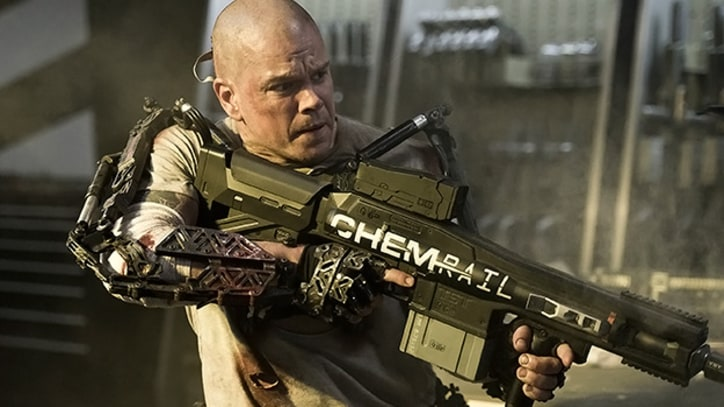 Box Office Report: 'Elysium' Ekes Out Win in Four-Way Race
