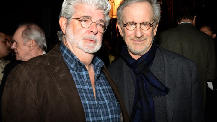 Is Hollywood Model Doomed? Steven Spielberg and George Lucas Think So
