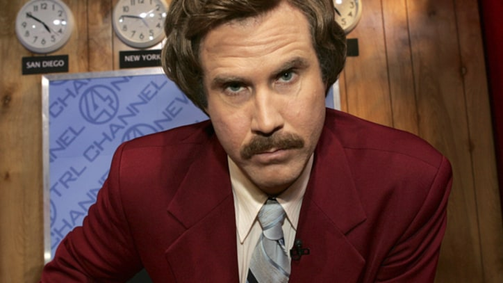 'Anchorman' Ron Burgundy to Release Memoir