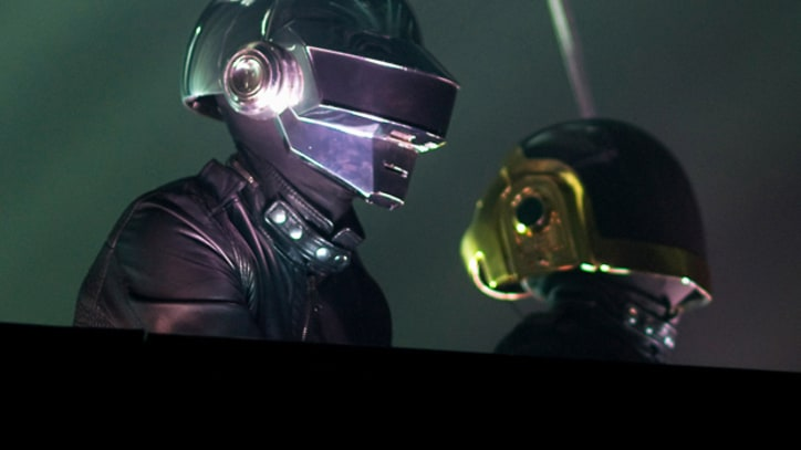 MTV: Daft Punk Chose to Skip 'Colbert'