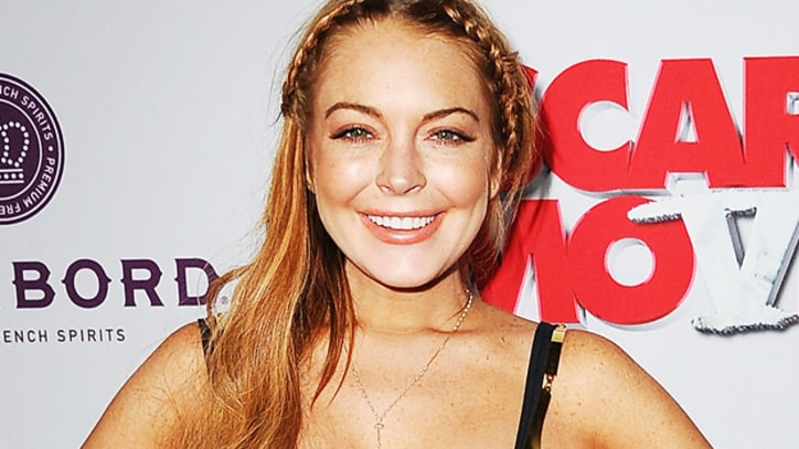 Lindsay Lohan Set for 'Eastbound and Down' Guest Role
