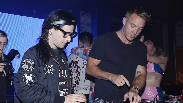 Diplo and Skrillex Drop Jack U Remix of Beyonce's '7/11'