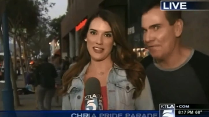 Watch the Funniest News Bloopers of 2014