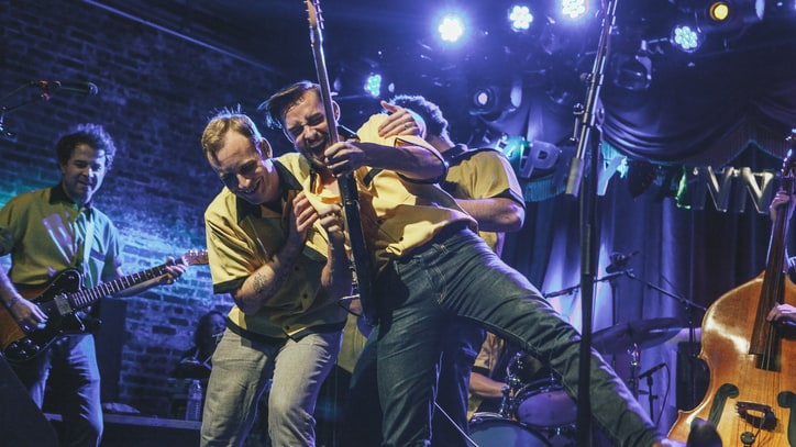 Deer Tick and Friends Cover 'Meet the Beatles!' at Wild Anniversary Show