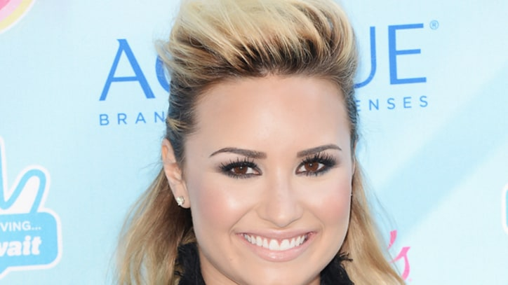 Demi Lovato Heading to 'Glee'