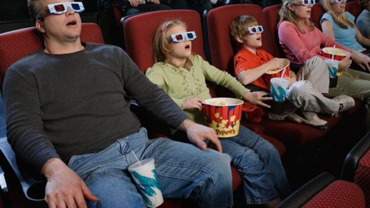 Are 3D Movies Over?