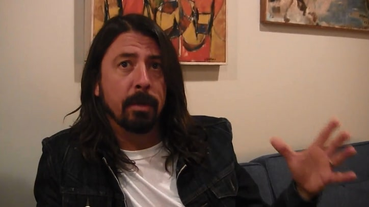 Dave Grohl Details Stories Behind Foo Fighters' 'The River'