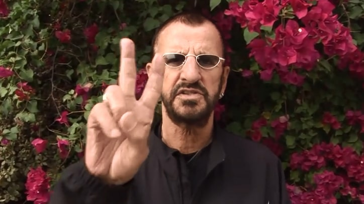 Ringo Starr Reveals New Album, Tour in 2015
