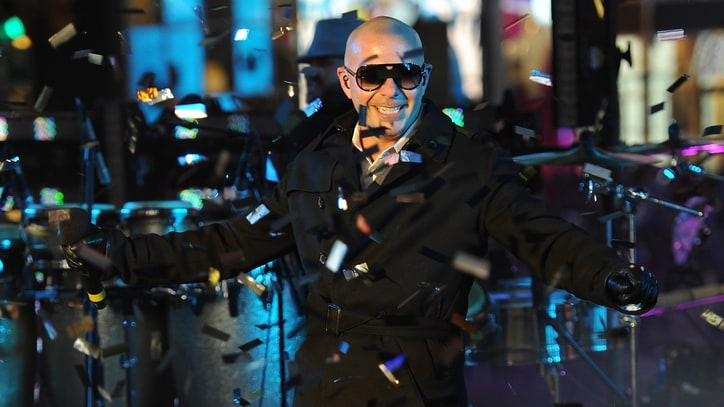Pitbull Previews New Year's Eve TV Special: 'We're Making History'