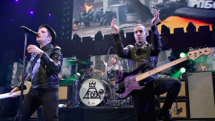 How Fall Out Boy Beat the Odds and Became Top 40 Survivors