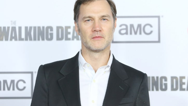 'Walking Dead' Star David Morrissey Lands New AMC Pilot