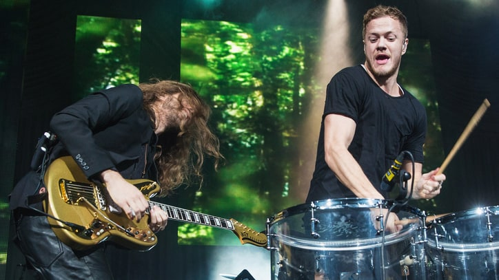 Imagine Dragons' New Desolation: The Making of 'Smoke + Mirrors'