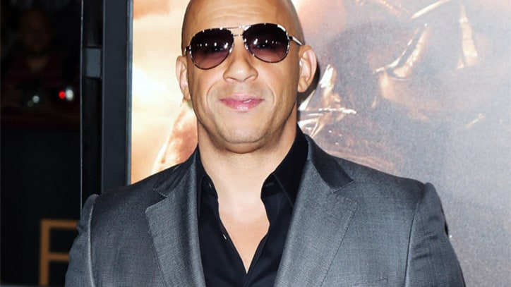 Vin Diesel Hinting at Marvel Pair-Up