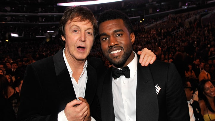 Hear Paul McCartney and Kanye West's Emotional Ballad 'Only One'