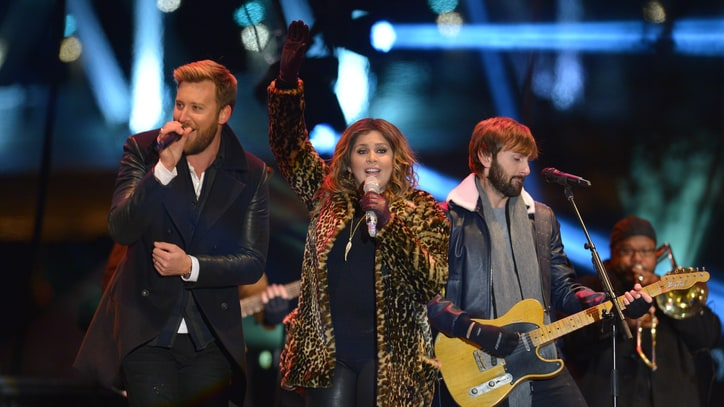 Lady Antebellum, Gavin DeGraw Help Nashville Ring in 2015