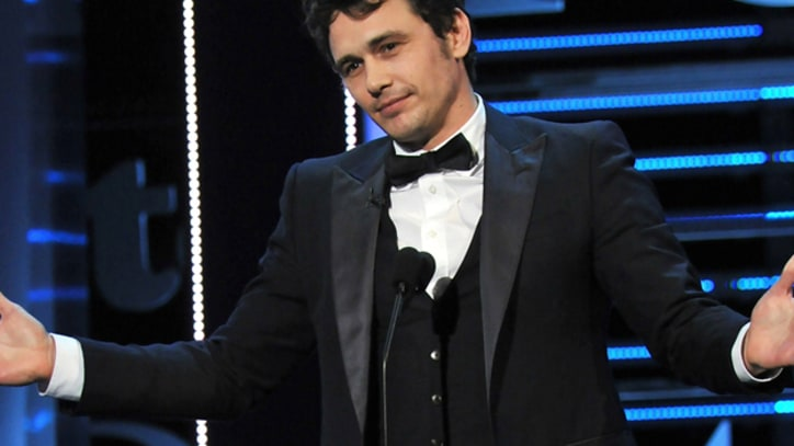 10 Best Jokes From the James Franco Roast