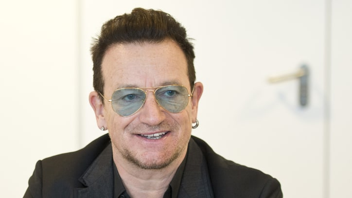 Bono: 'I May Never Play Guitar Again'