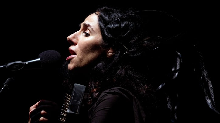 PJ Harvey to Record New Studio Album in Front of Live Audience