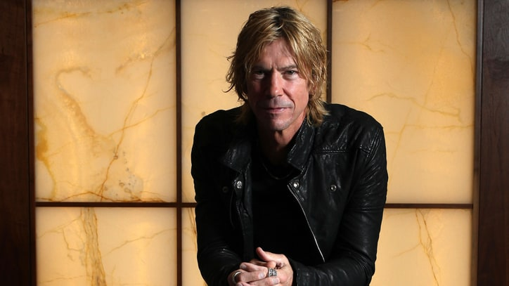 Duff McKagan Prepping Advice Book 'How to Be a Man'