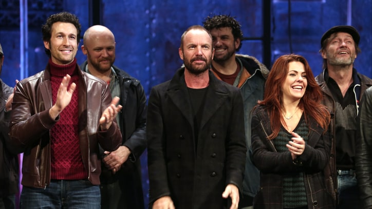 Sting's 'The Last Ship' to Close on Broadway
