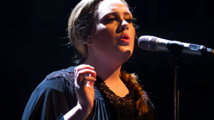 On the Charts: Adele Continues to Dominate
