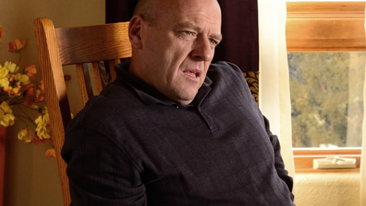 Dean Norris Explains Hank's Moral Code on 'Breaking Bad'