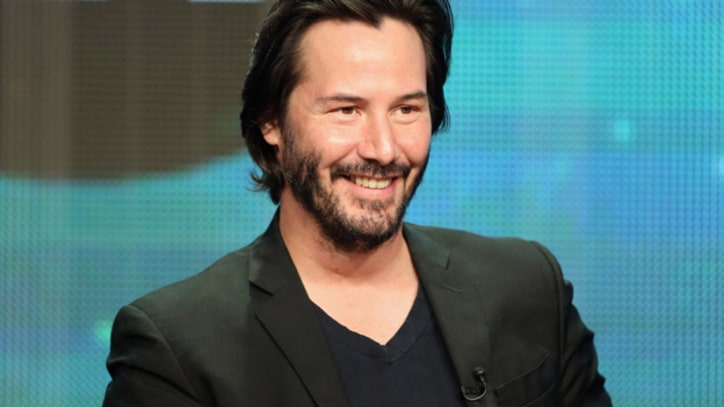 Keanu Reeves Talks Grim Future of 'Bill and Ted' Sequel