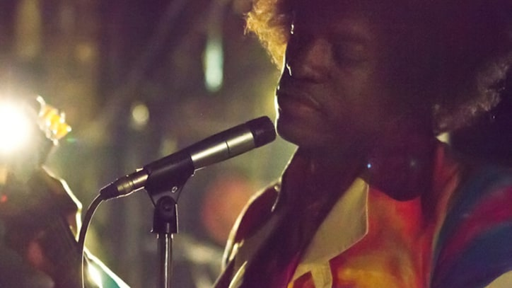 Jimi Hendrix Movie Premieres in Toronto