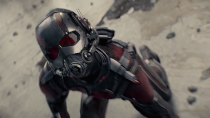 See Paul Rudd Ride a Giant Bug in 'Ant-Man' Trailer