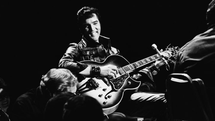 Elvis Presley's 80th Birthday Celebrated With Reissues, New Website