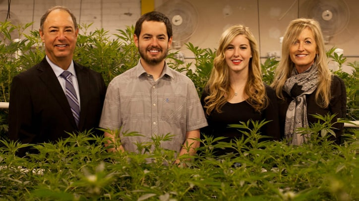 Meet the Family Behind the Legal Weed Industry's First Credit Union