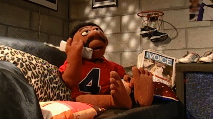 Flashback: Tracy Morgan Places a Personal Ad on 'Crank Yankers'