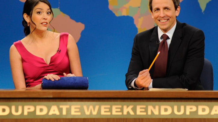'SNL' Picks New Weekend Update Anchor