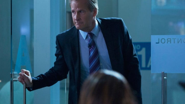 'The Newsroom' Season Finale: Yellow Alert