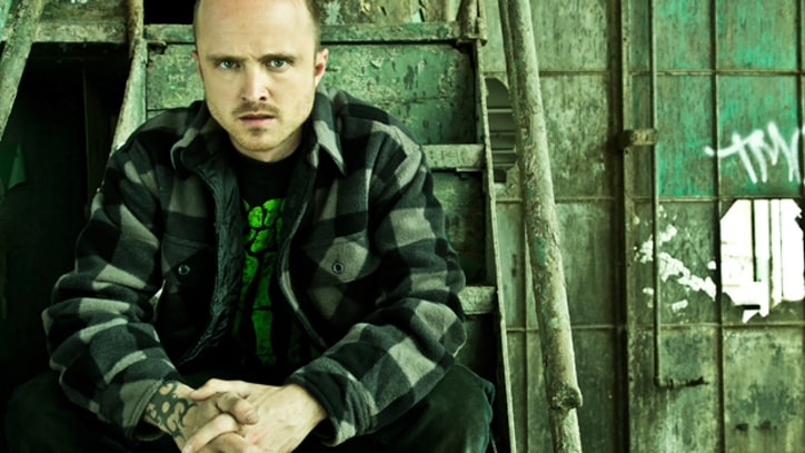 Aaron Paul Q&A: 'I Miss Jesse Pinkman Terribly'
