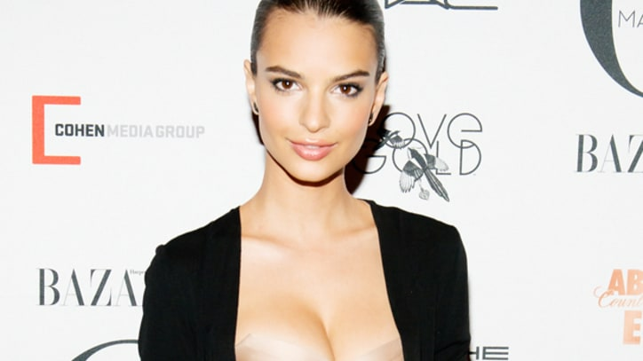 'Blurred Lines' Siren Emily Ratajkowski Cast in David Fincher Film