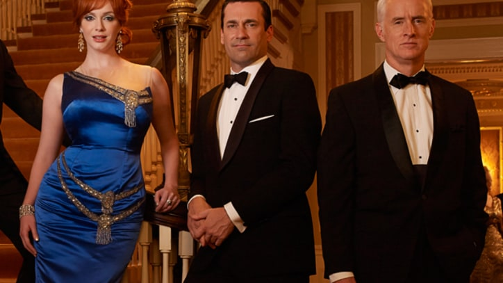 'Mad Men' Going Out on Top? Not Necessarily