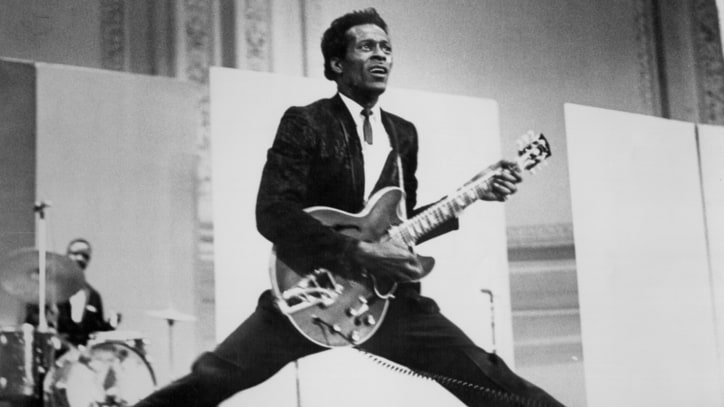 Chuck Berry's Bottomless Vault: Inside His Epic 21-Hour Box Set