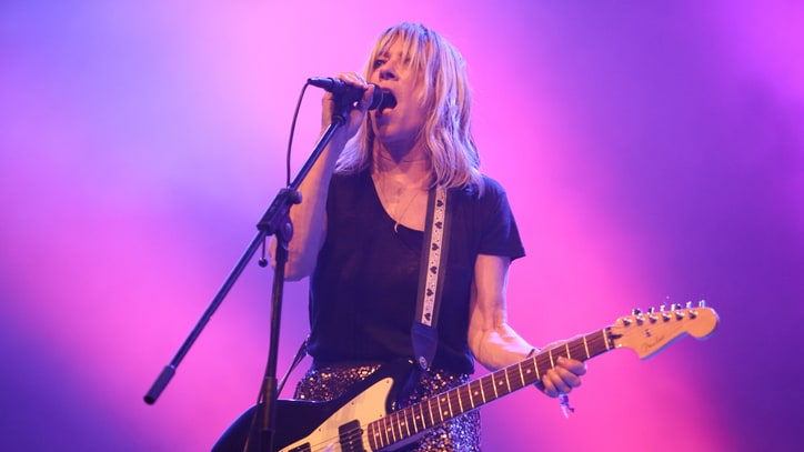 Kim Gordon Plots Guest-Filled Book Tour for Memoir