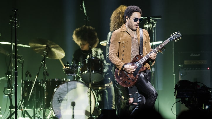 Lenny Kravitz Added to Katy Perry's Super Bowl Halftime Show