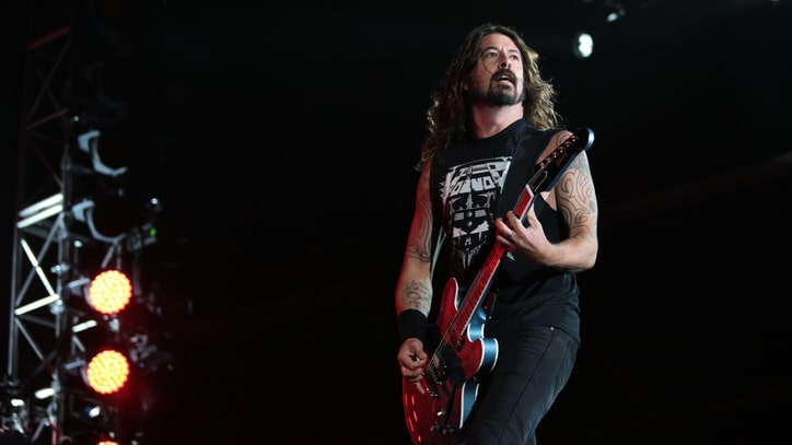 Watch David Lee Roth, Tenacious D Join Foo Fighters at Dave Grohl's Birthday Bash