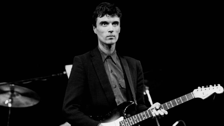 Watch an Unearthed Talking Heads Concert From 1980