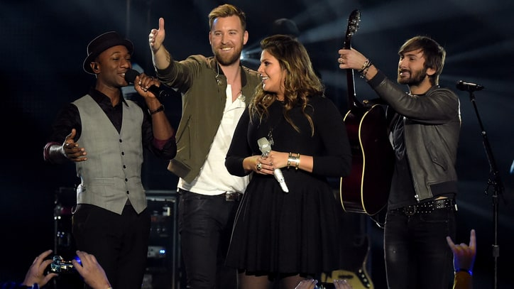 Watch Lady Antebellum Team With Aloe Blacc on Avicii's 'Wake Me Up'