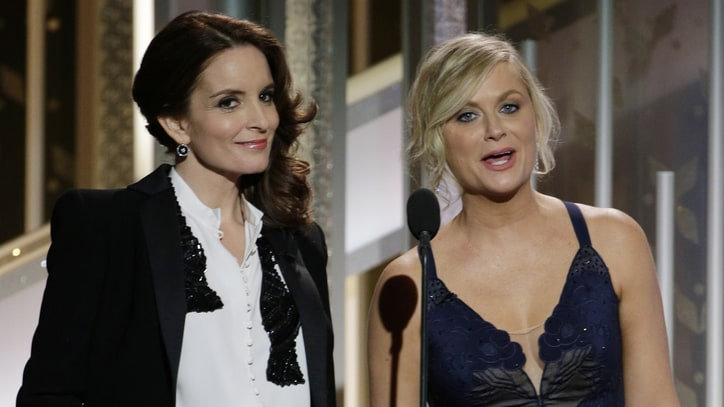 Golden Globes 2015: Tina and Amy's Last Excellent Adventure