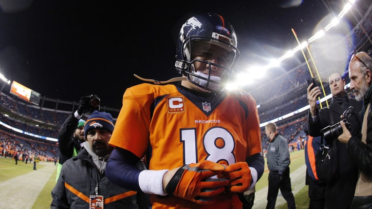 Is the Peyton Manning Era Over?