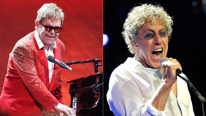 The Who, Elton John Lead New Orleans Jazz Fest Lineup